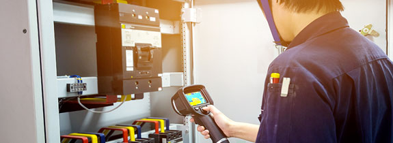 our services electrical-thermographic-survey-evolve-energy