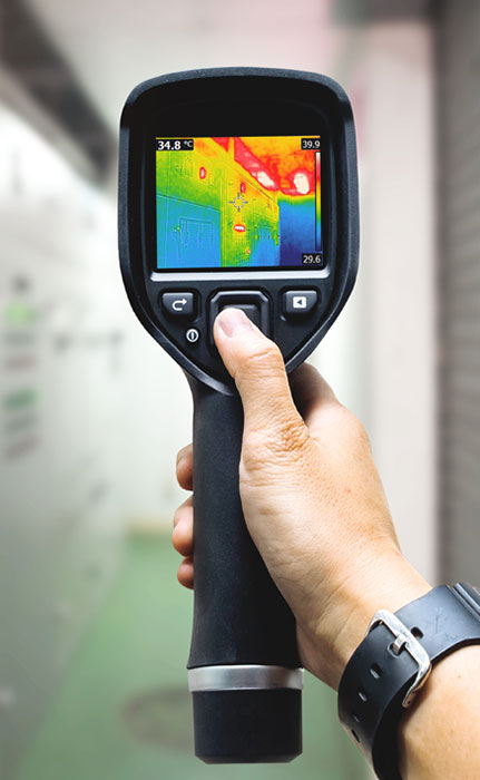 our services Thermal Imaging Survey