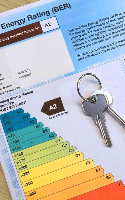 Residential BER Certificates - Evolved Energy Ireland