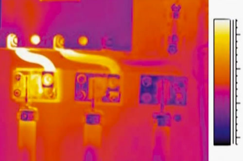 Thermographic Panel Inspection - Evolved Energy Solutions on electrical safety, electrical instrumentation, electrical banners, electrical training, electrical insulation, electrical books, electrical construction, electrical flyers, electrical labels, electrical design, electrical thermographic survey, electrical home, electrical brochures,